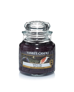 Yankee Candle Wild Fig Small Jar