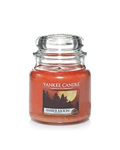 Yankee Candle Amber Moon Medium Jar
