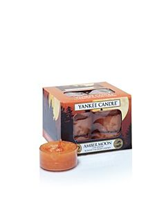 Yankee Candle Amber Moon Tealight