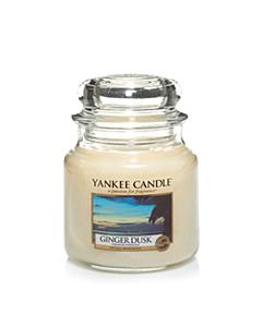 Yankee Candle Ginger Dusk Medium Jar