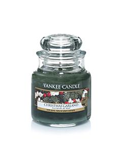 Yankee Candle Christmas Garland Small Jar