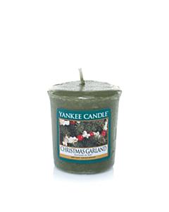 Yankee Candle Christmas Garland Votivljus/Sampler