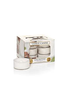 Yankee Candle Shea Butter Tealights
