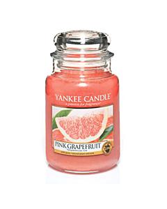Yankee Candle Pink Grapefruit Large Jar