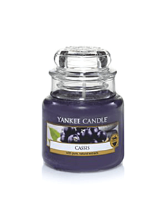 Yankee Candle Cassis Small Jar