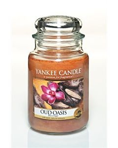 Yankee Candle Oud Oasis Large Jar