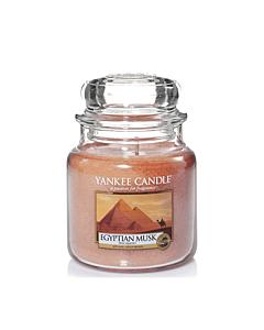 Yankee Candle Egyptian Musk Small Jar
