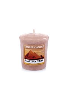 Yankee Candle Egyptian Musk Votivljus