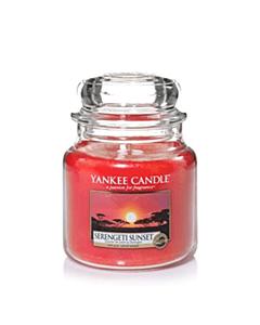 Yankee Candle Serengeti Sunset Medium Jar