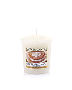 Yankee Candle Gingerbread Maple Votivljus/Sampler