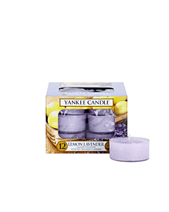 Yankee Candle Lemon Lavender Tealight