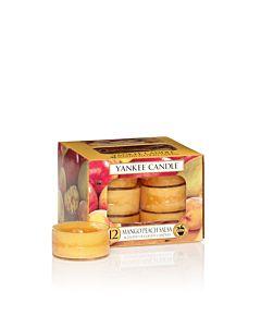 Yankee Candle Mango Peach Salsa Tealight