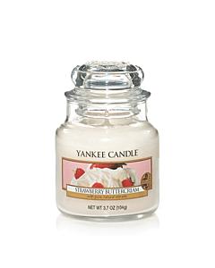 Yankee Candle Strawberry Buttercream Small Jar