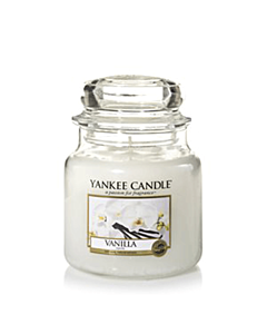 Yankee Candle Vanilla Medium Jar
