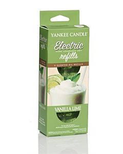 Yankee Candle Electric Refill Vanilla Lime 2-pack