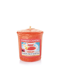 Yankee Candle Passion Fruit Martini Votivljus/sampler