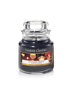 Yankee Candle Autumn Night Small Jar