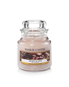Yankee Candle Ebony & Oak Small Jar