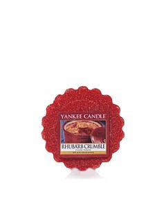 Yankee Candle Doftvax/Tart/Melt Rhubarb Crumble
