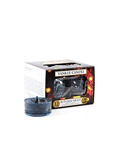 Yankee Candle Autumn Night Tealight