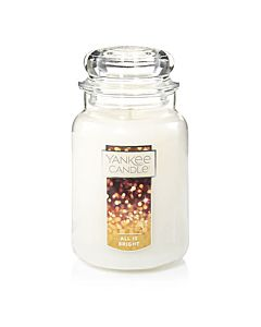 Yankee Candles All Is Bright Large Jar