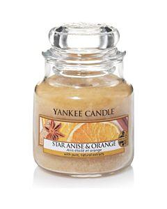 Yankee Candle Star Anise & Orange Small Jar