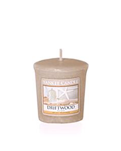 Yankee Candle Driftwood Votivljus/Sampler