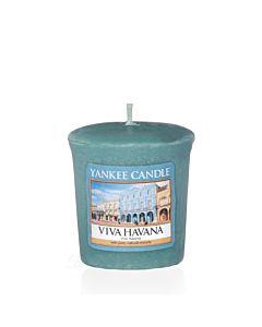 Yankee Candle Viva Havana Votivljus/Sampler