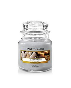Yankee Candle Crackling Wood Fire Small Jar