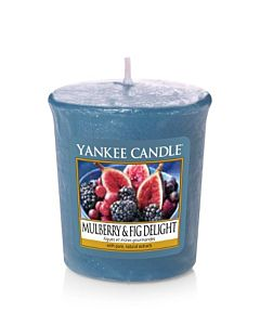 Yankee Candle Mulberry & Fig Delight Votivljus/Sampler