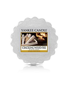 Yankee Candle Crackling Wood Fire Doftvax/Tart/Melt