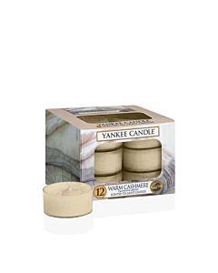 Yankee Candle Warm Cashmere Tealight
