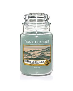 Yankee Candle Misty Mountain Large Jar