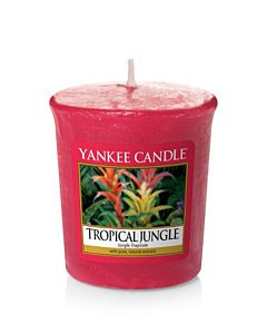 Yankee Candle Tropical Jungle Votivljus/Sampler