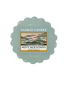 Yankee Candle Misty Mountains Doftvax/Tart/Melt