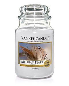 Yankee Candle Autumn Pearl Large Jar