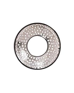 Yankee Candle Silver Punched Metal Illumalid
