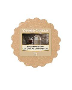 Yankee Candle Sweet Maple Chai Doftvax/Tart/Melt