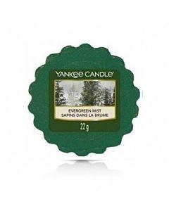 Yankee Candle Evergreen Mist Doftvax/Tart/Melt