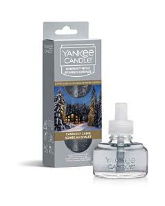 Yankee Candle Elektrisk Refill Candlelit Cabin