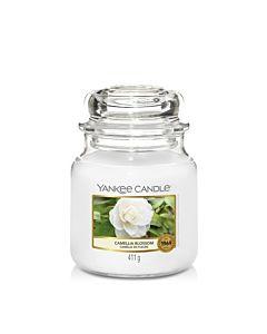 Yankee Candle Camelia Blossom Medium Jar