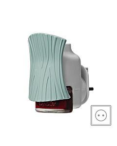 Yankee Candle Elektrisk Luftfräschare Scent Plug Front Signature Wave
