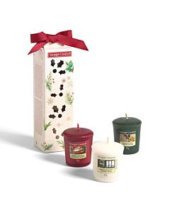 Yankee Candle 3 Votive Candle Giftset