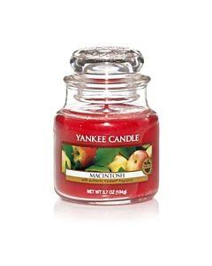 Yankee Candle Macintosh Small Jar