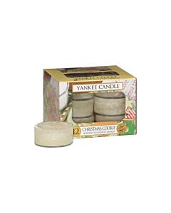 Yankee Candle Christmas Cookie Tealight