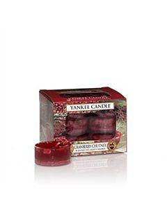Yankee Candle Cranberry Chutney Tealight