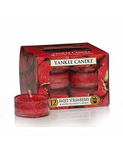 Yankee Candle Sweet Strawberry Tealight