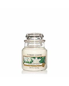 Yankee Candle Small Jar Sparkling Snow