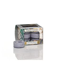 Yankee Candle Lavender Vanilla Tealight