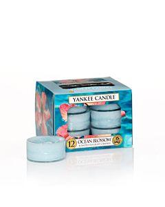 Yankee Candle Ocean Blossom Tealight